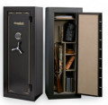 Best Gun Safes Under $1,000: 4 Burglary & Fireproof Vault Reviews