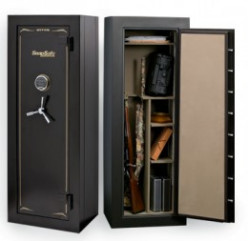 Best Gun Safes Under $1,000: 4 Burglary & Fireproof Vault Reviews