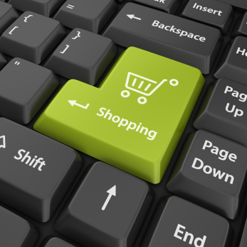 These days, point of purchase can be online or offline.