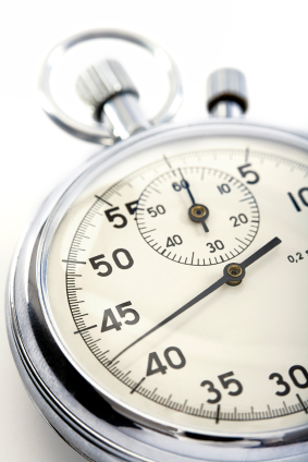 Sellers have mere seconds to make point of purchase sales!