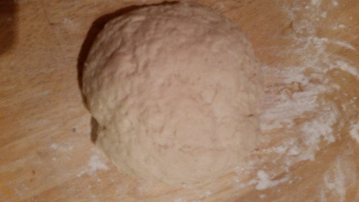 The Resulting Dough