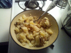 Accidental Cooking: Tater-Attack