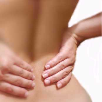 Cure for Lower Back Pain