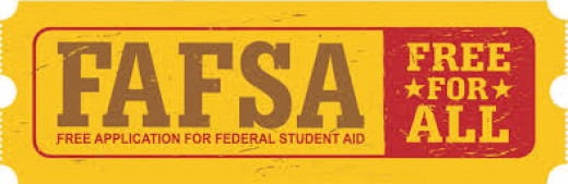 College for all is the objective of FAFSA. Financial aid is available.