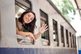 Women in Train