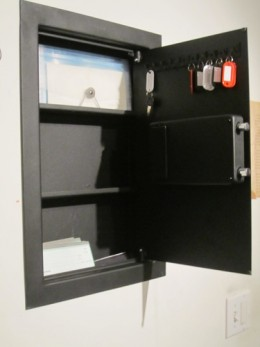 Top In Wall Safes For Hidden Valuables Amp Guns 5 Reviews