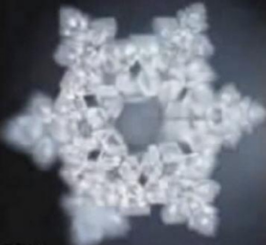 Good Water crystal