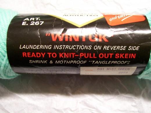 Wintuk label continued.