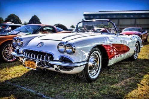 Come see our classic car shows in Ohio!