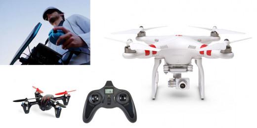 Quadcopter Camera Drones