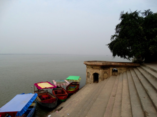 Guptar Ghat, Sarayu river, Faizabad