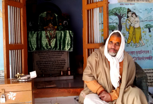 Bharat Kund temple