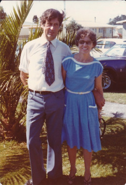 Source Elsie Hagley and her Husband