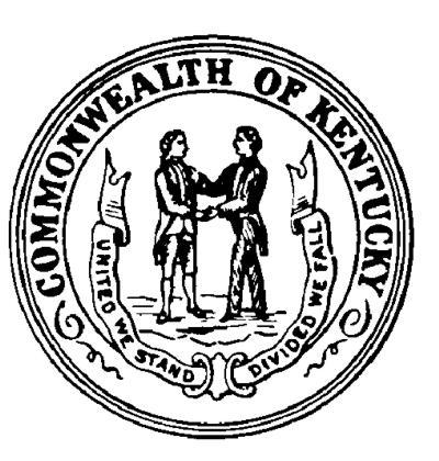 Seal of Kentucky