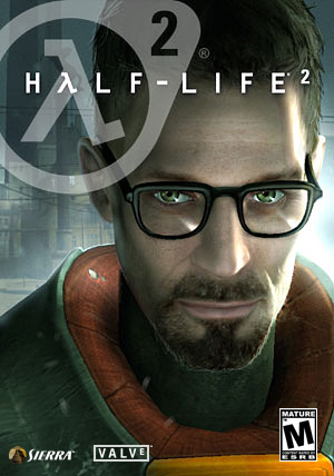 Cover Art featuring the series' protagonist, Gordon Freeman