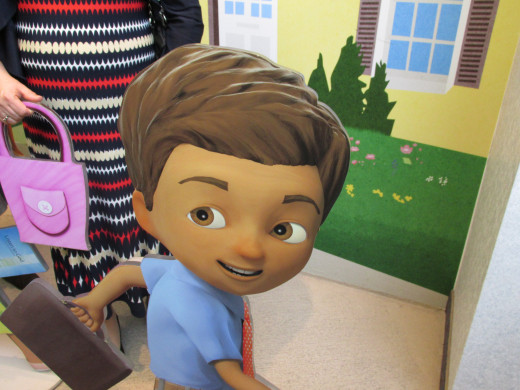 The animated characters Caleb and his family, are utilized to teach young and older people, Bible based lessons on how to be kind and considerate of others.