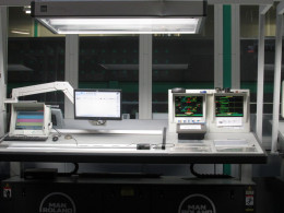 Computers are used in the printing process of publications.