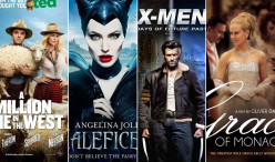 Top 10 Movie Hits of 2014