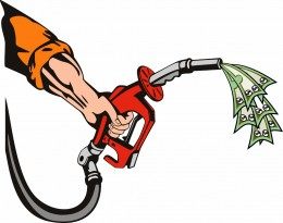 Is overspending on gas ruining your budget?