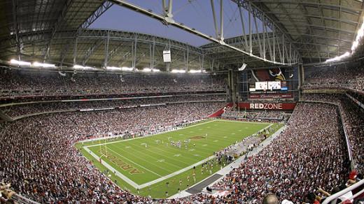 University of Phoenix Stadium Glendale, AZ