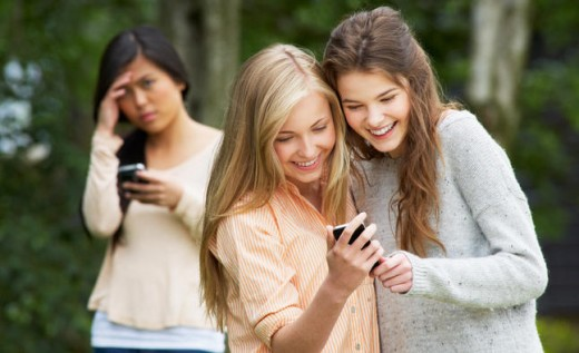 Social media attacks are on the rise, especially among teens and young children, some as young as six.