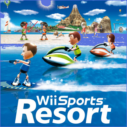 Wii Resort for Those Active Gamers