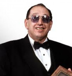 Gorilla Monsoon, legendary professional wrestler and former announcer for WWE