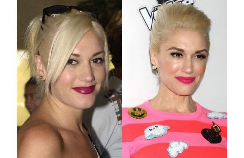 Dancing, singing, if it pertains to show business, it pertains to Gwen Stefani
