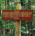 An Appalachian Trail Thru-Hike: Part 33 - The 100-mile Wilderness and Katahdin