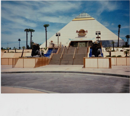 Hard Rock Cafe, Broadway at the Beach, Myrtle Beach, SC