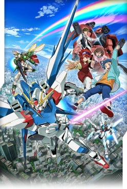 Gundam Build Fighters: Fun As a Philosophy