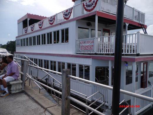 Barefoot Princess Riverboat, Barefoot Landing, Myrtle Beach, SC