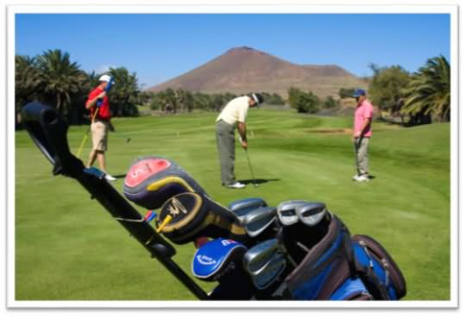 The Golf GPS - My best club in the bag!