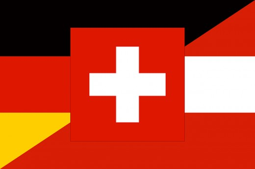 Germany, Switzerland and Austria all speak German.