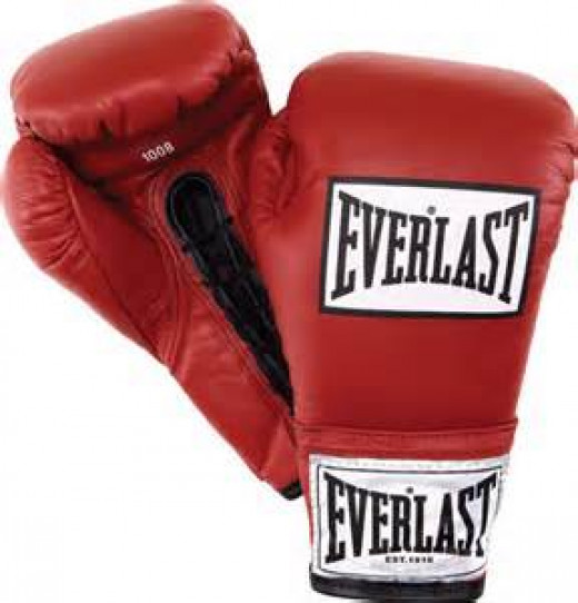 Boxing requires 8, 10 or 12 ounce gloves in order to compete in the professional ranks.