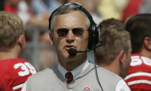 Jim Tressel, former head coach of Ohio State
