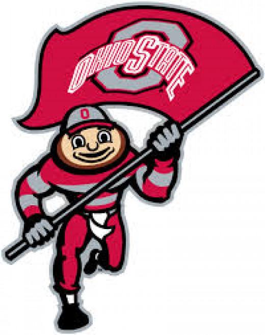 Vintage Ohio State logo