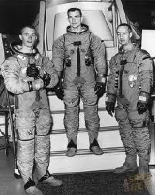 The Apollo1 crew