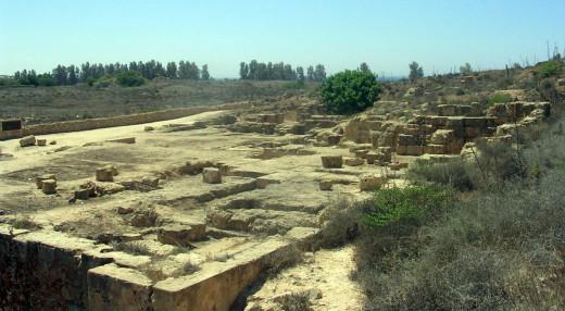 Paphos Asklepieion Temple