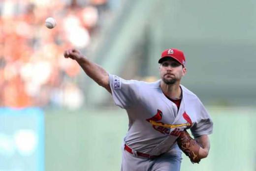 Adam Wainwright - Cardinal Ace