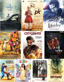 Best Hindi movies 2014