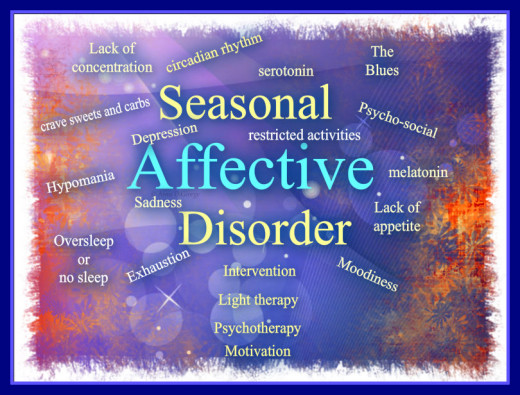 Seasonal Affective Disorder is treatable.