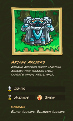 Getting Three Stars in Kingdom Rush Origins: Redwood Stand (Level 4)