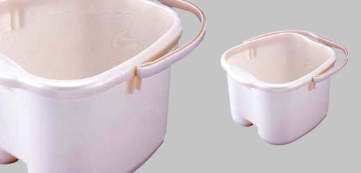 Inomata Foot Bucket