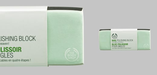 The Body Shop Nail Block