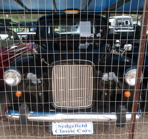 Sedgefield, Classic Cars, South Africa