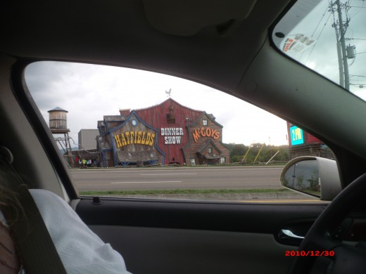 Hatfield and McCoy Dinner Theater