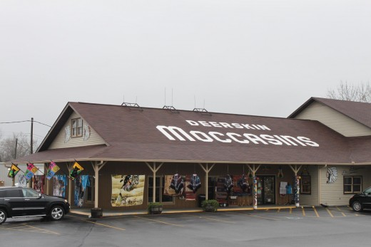 Cherokee Trading Post, Sevierville, Tennessee