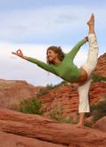 Bikram Yoga and its Many Benefits:  Healthy Body and Mind!
