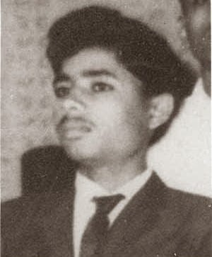 Narendra Modi as a child